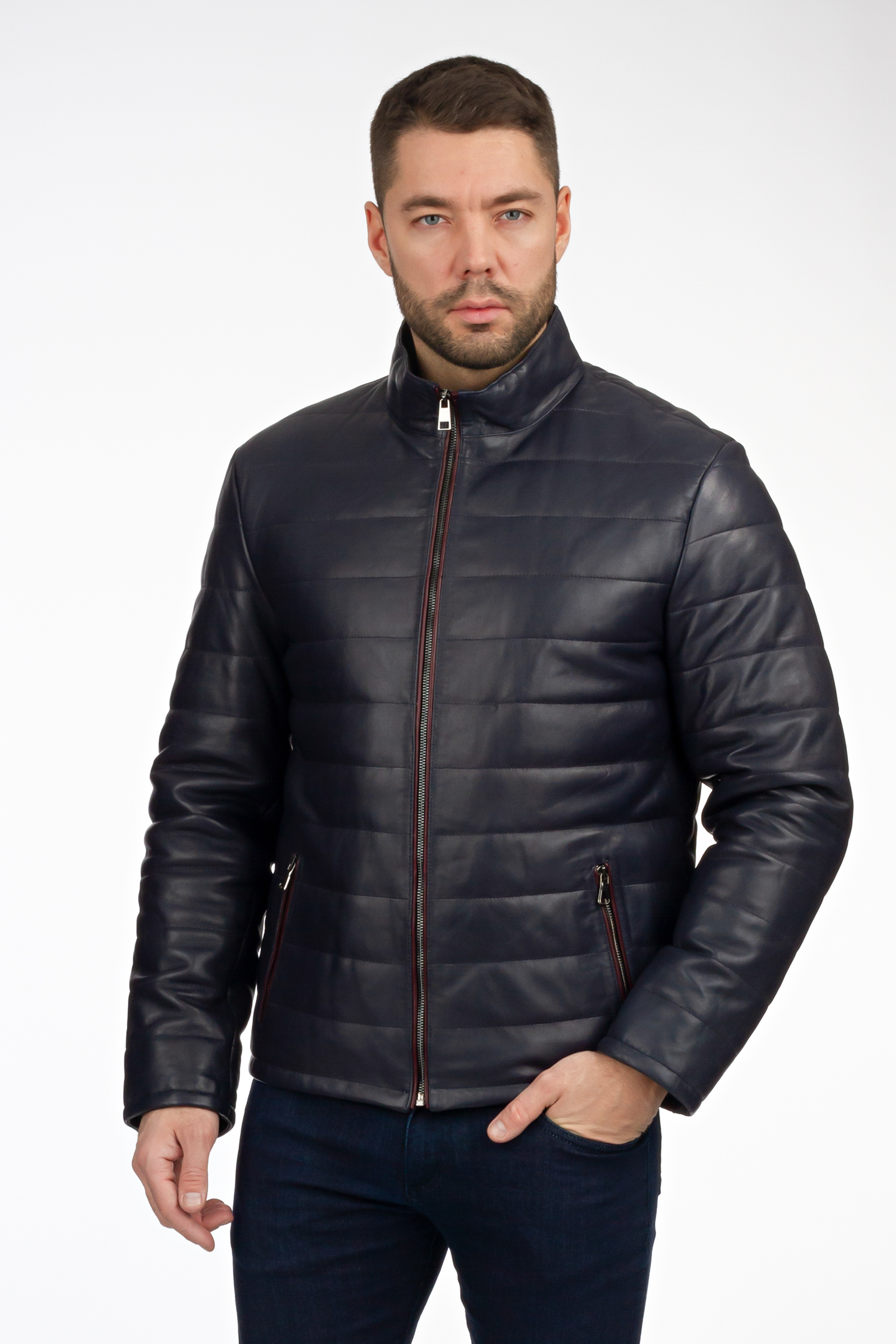 7a1dd9adbb5 Мужские кожаные куртки Jorg Weber в Москве купить в интернет ...