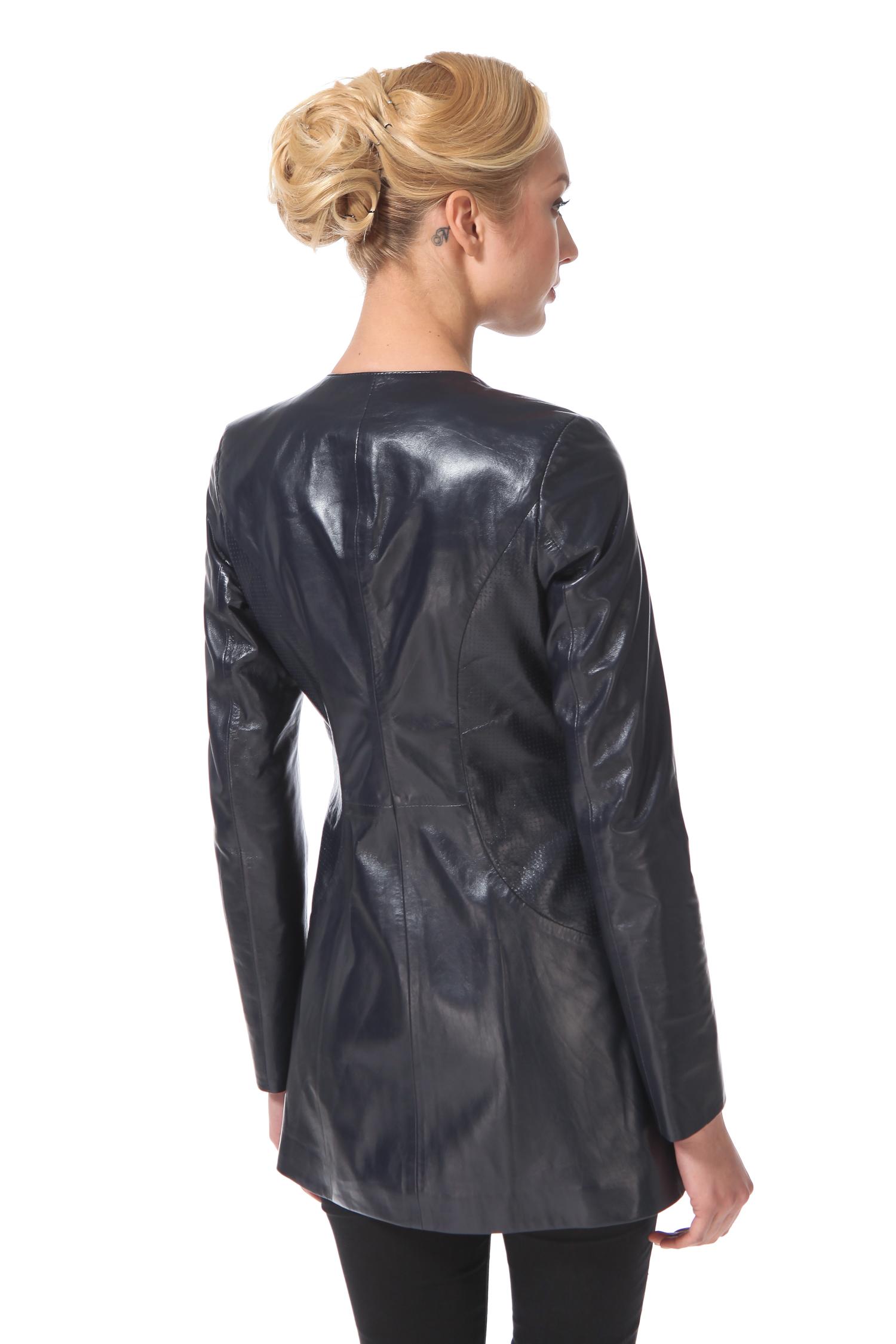 Кожаная Куртка На Меху