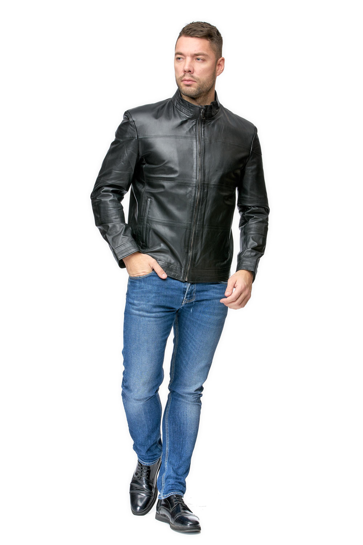 МОСМЕХА кожаная куртка мужская волгоград