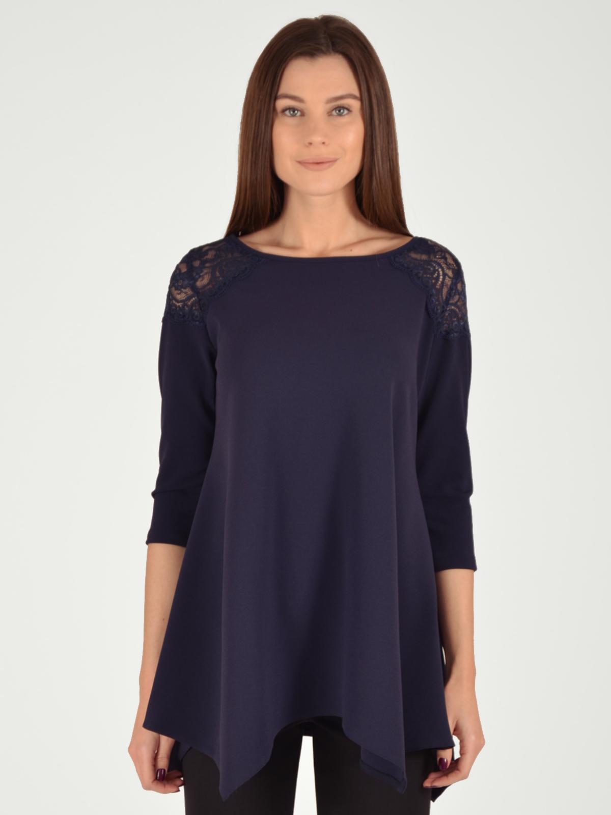МОСМЕХА удлиненная блузка quelle ajc 603136