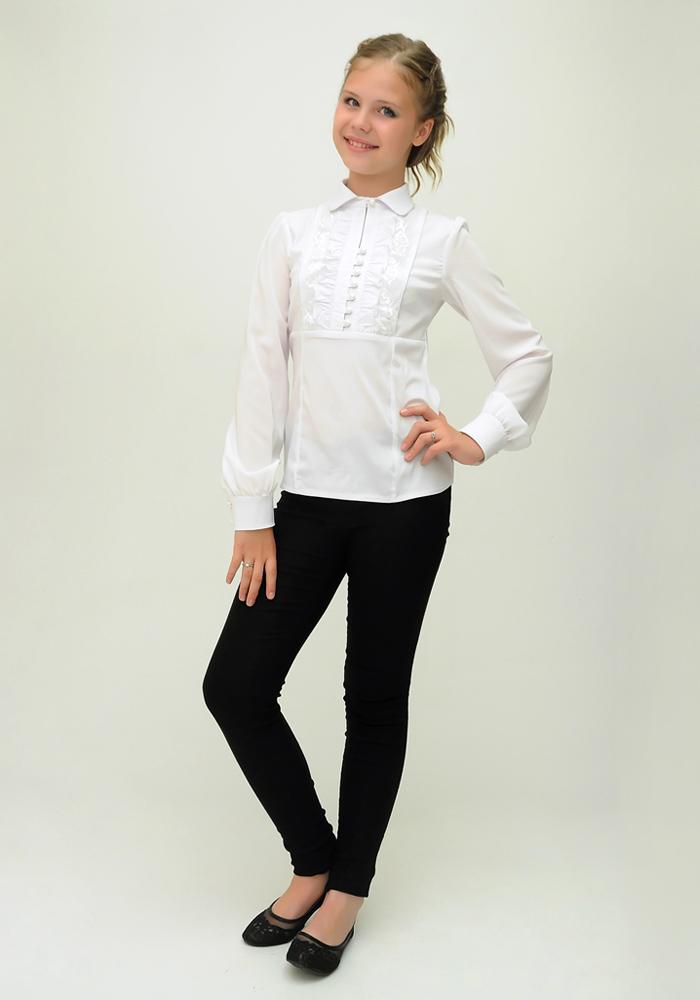 Фото #1: Блузка для девочек