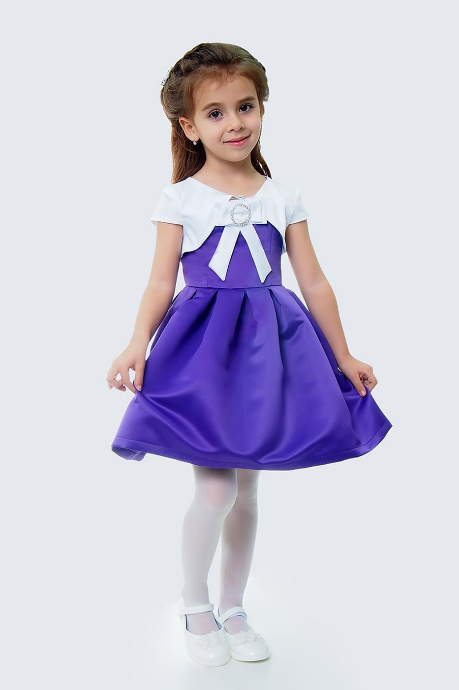 Платье и болеро для девочек