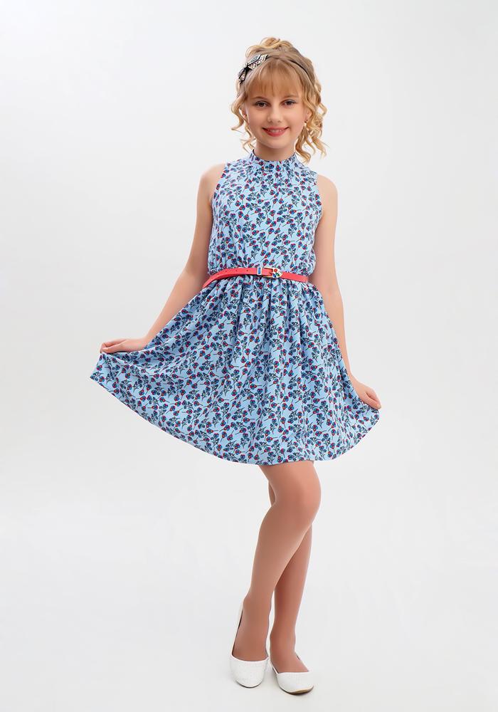 МОСМЕХА летнее платье
