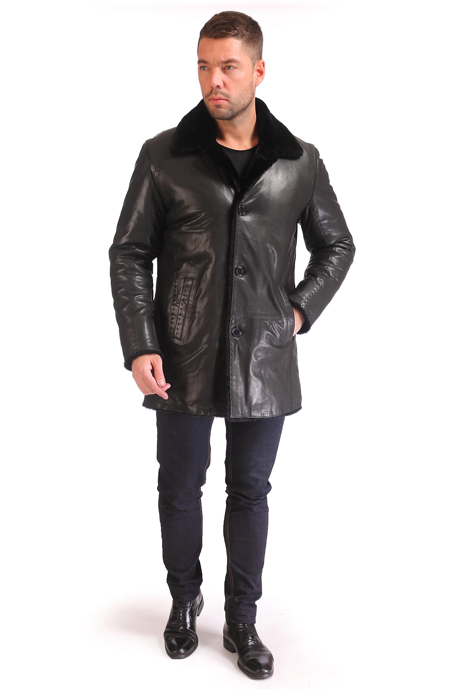 Куртка Мужская Овчина Купить