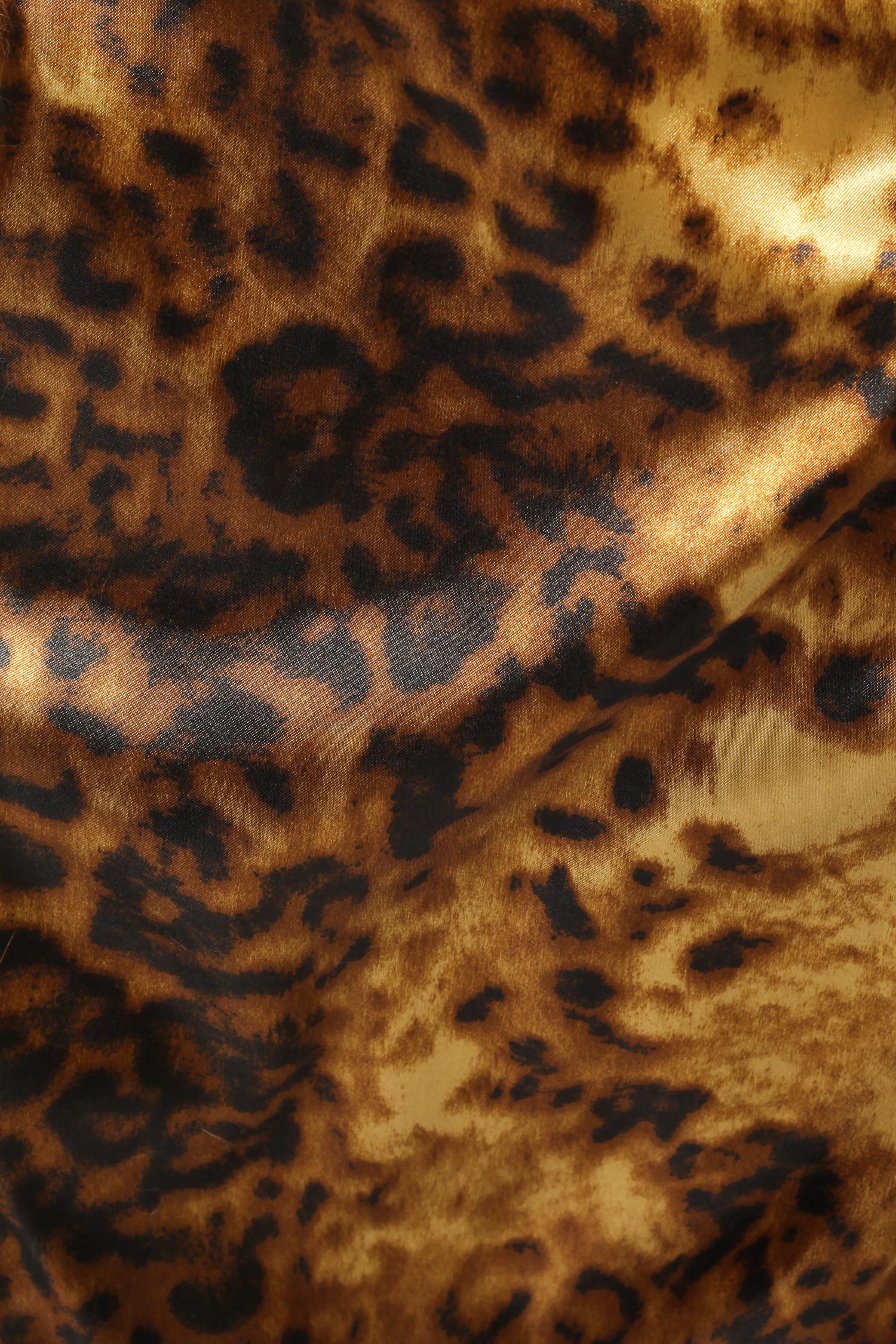 Шуба из лисы с воротником, без отделки