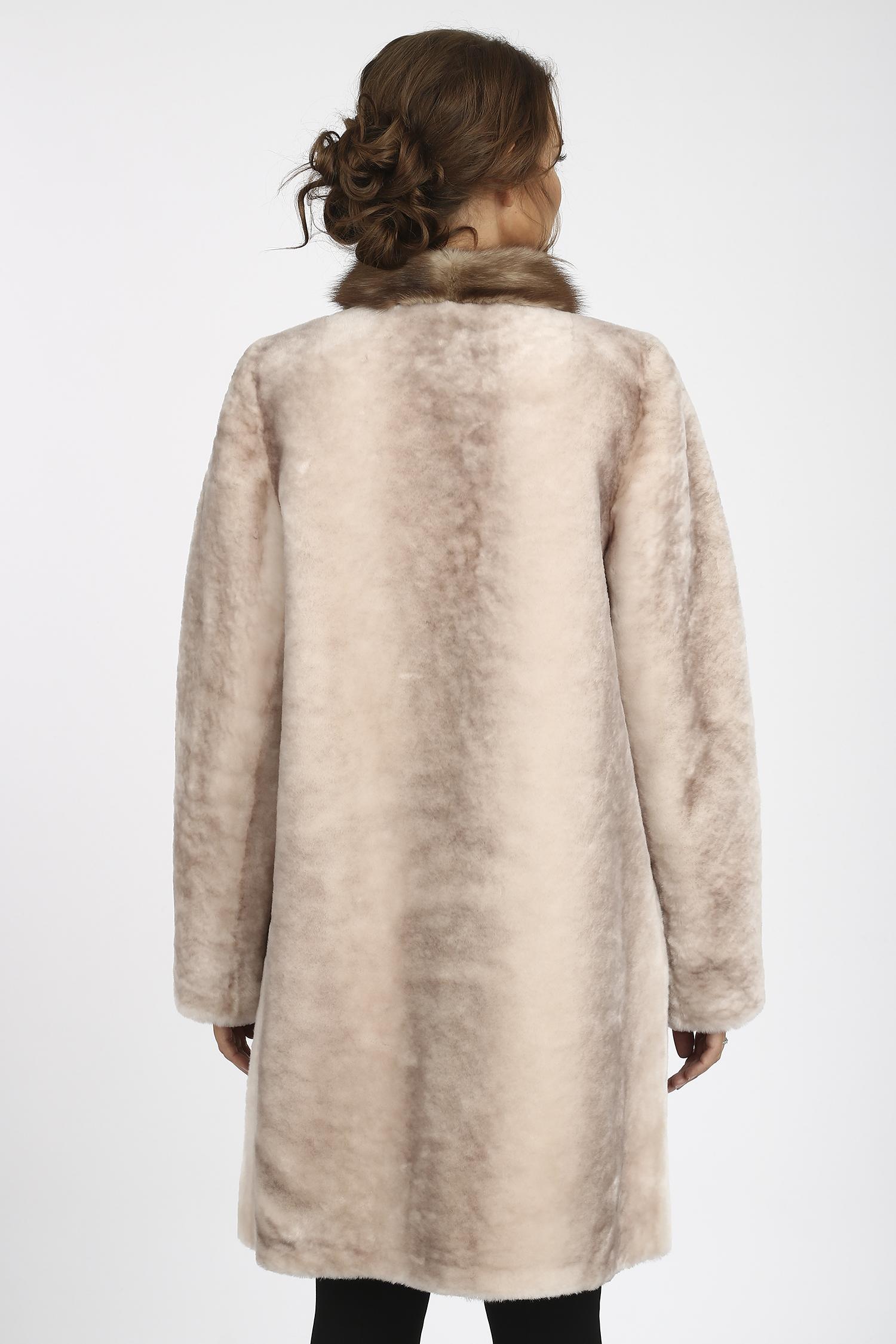 Полушерстяное пальто