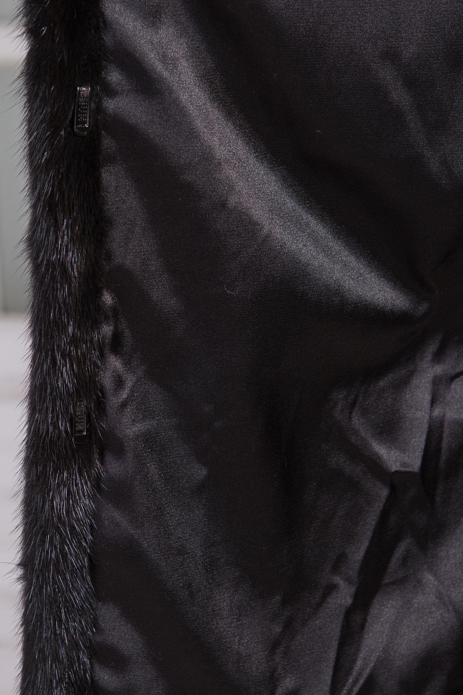 Стеганая куртка с шарфом в комплекте