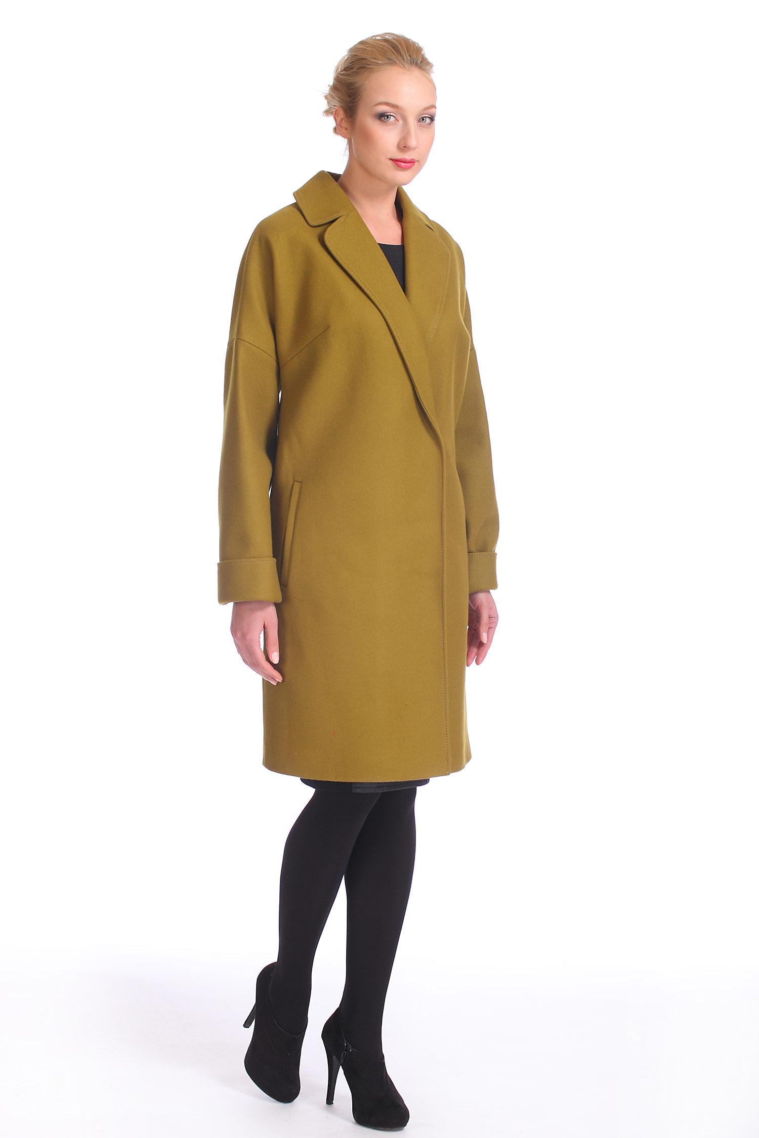 Купить пальто с меховым воротником Москва