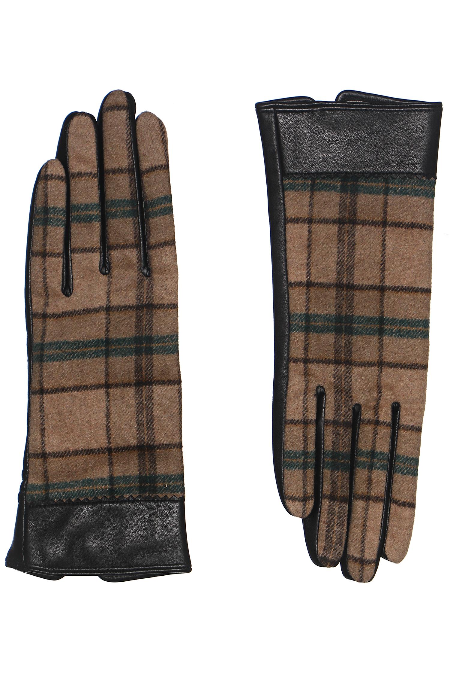 Перчатки женские из натуральной кожи