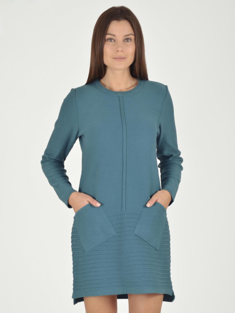 МОСМЕХА платье футболка женское deha из трикотажного хлопка