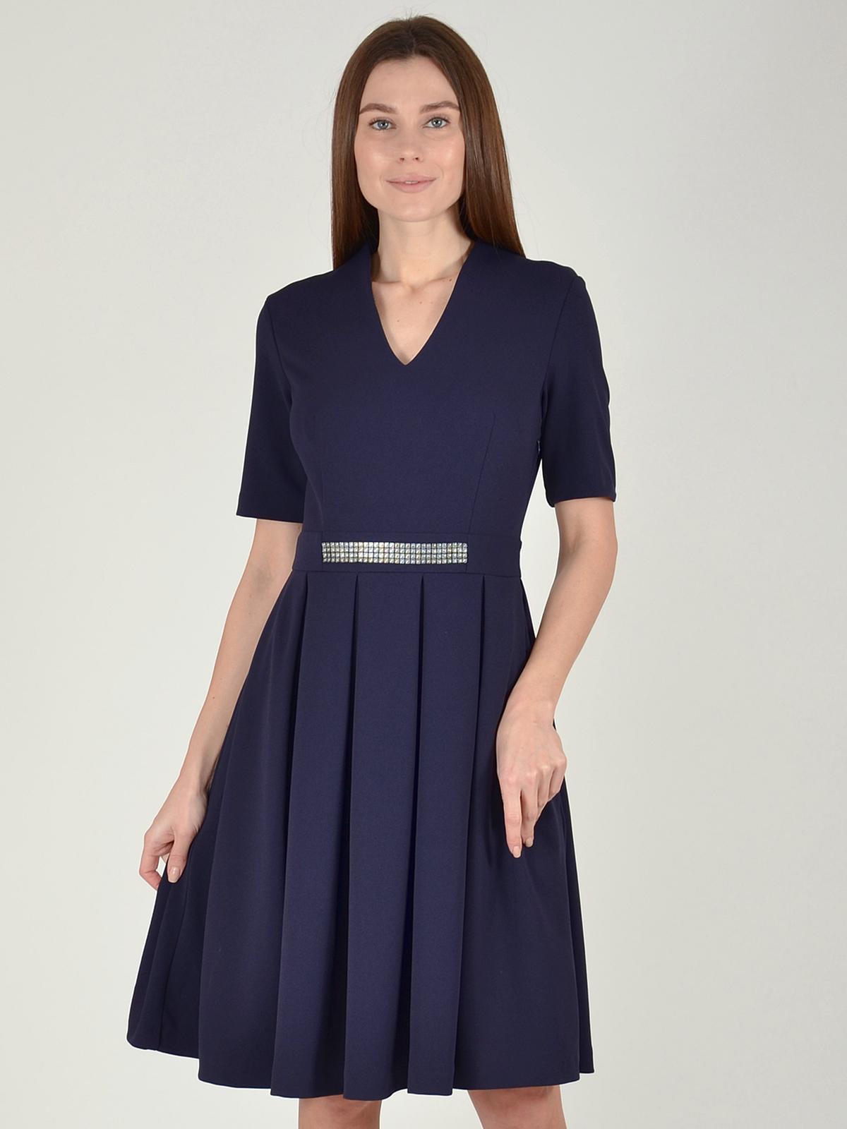 Платье женское из трикотажа