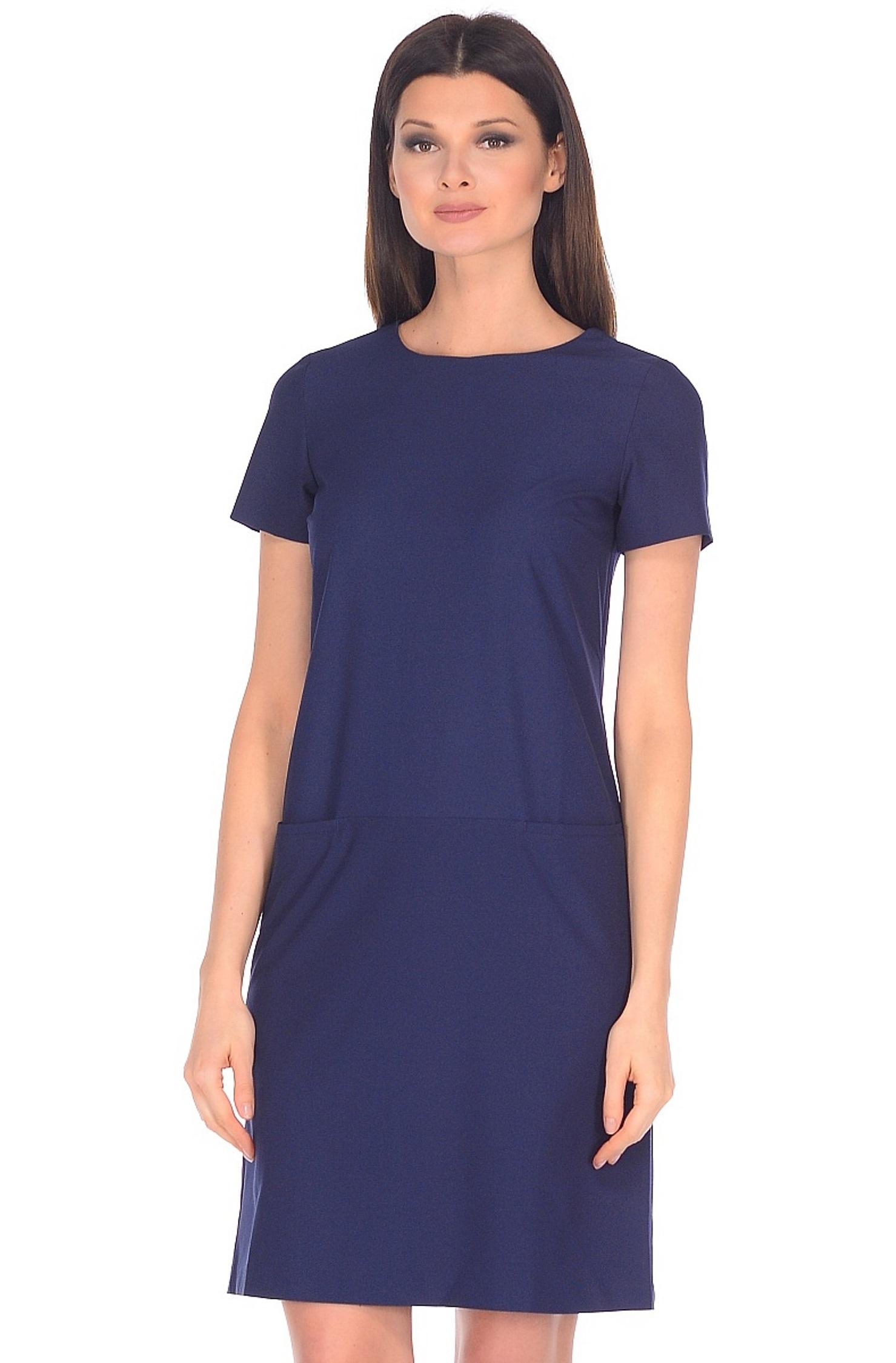 Платье женское из текстиля, МОСМЕХА