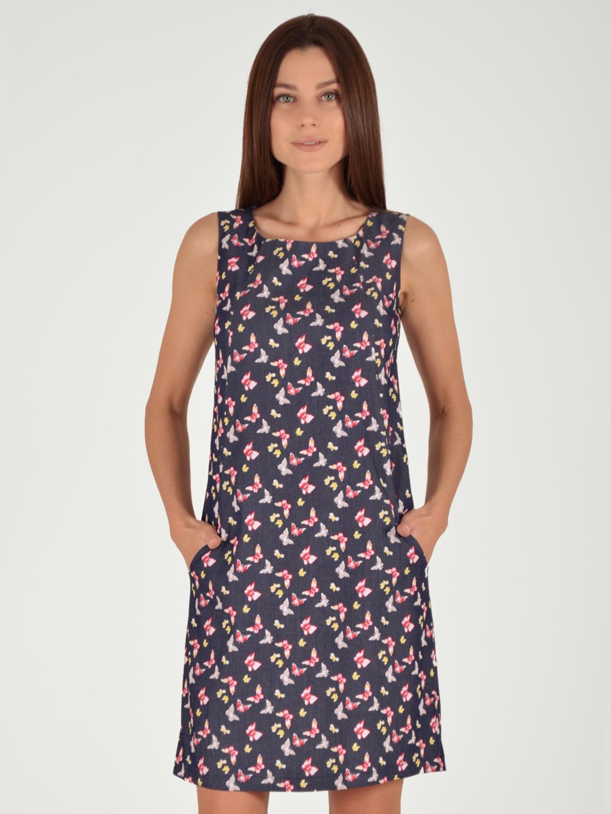 МОСМЕХА женское платье no 2015 batwing 14050225 3885