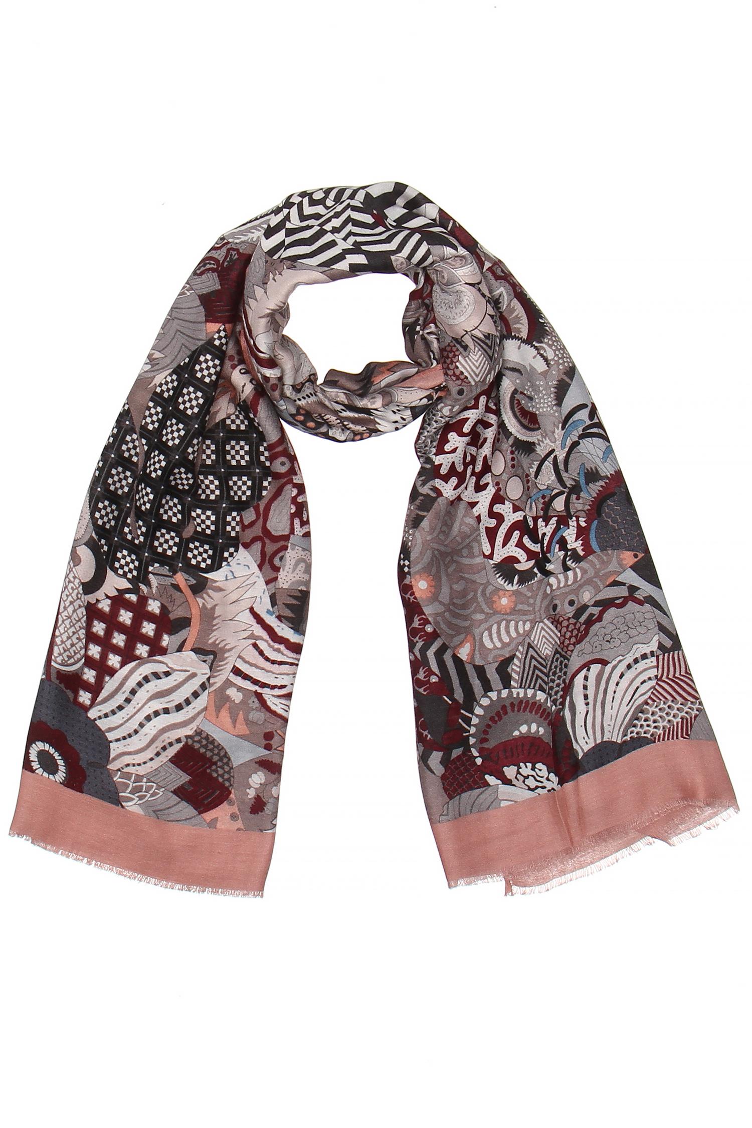 МОСМЕХА барбара кох эва шарновски шьем модный шарф воротник аксессуары из текстиля isbn 978 5 4449 0124 3
