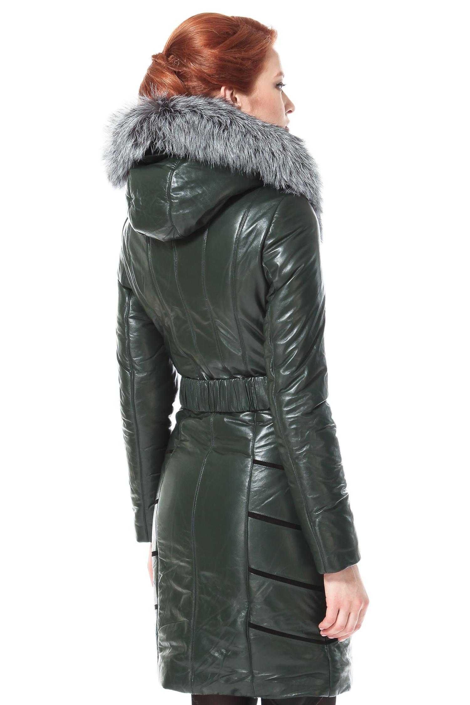 Интернет-магазин кожаных пуховиков для женщин