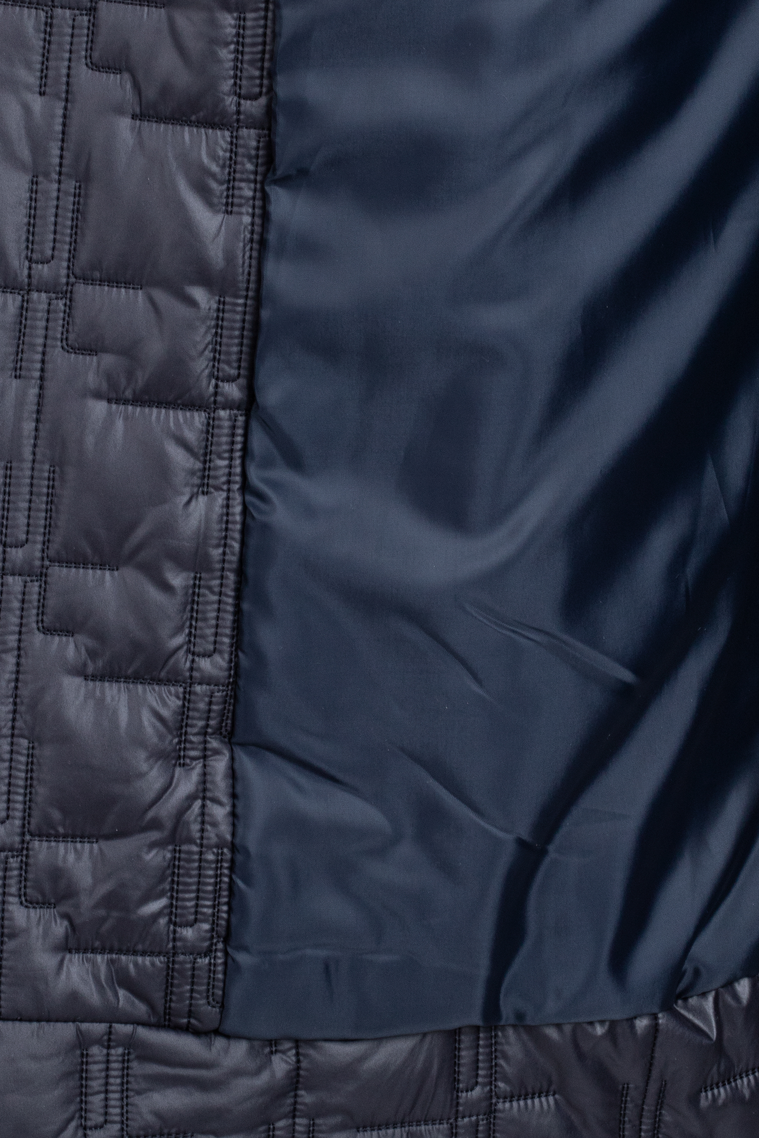 Пуховик женский из текстиля с капюшоном, отделка искусственный мех, , Пуховики