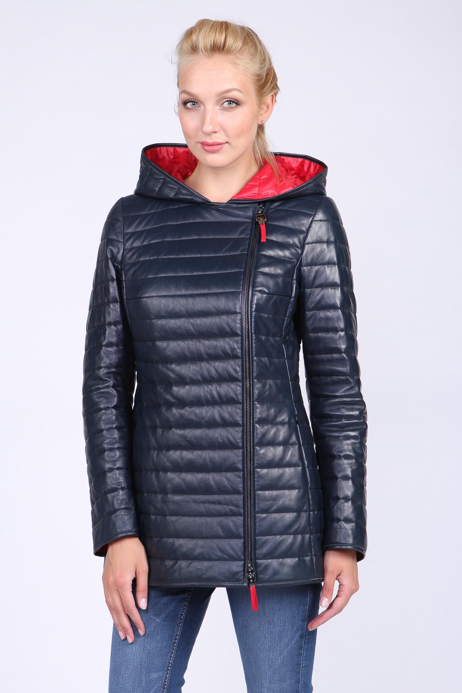 Куртки осень 2016 женские кожаные