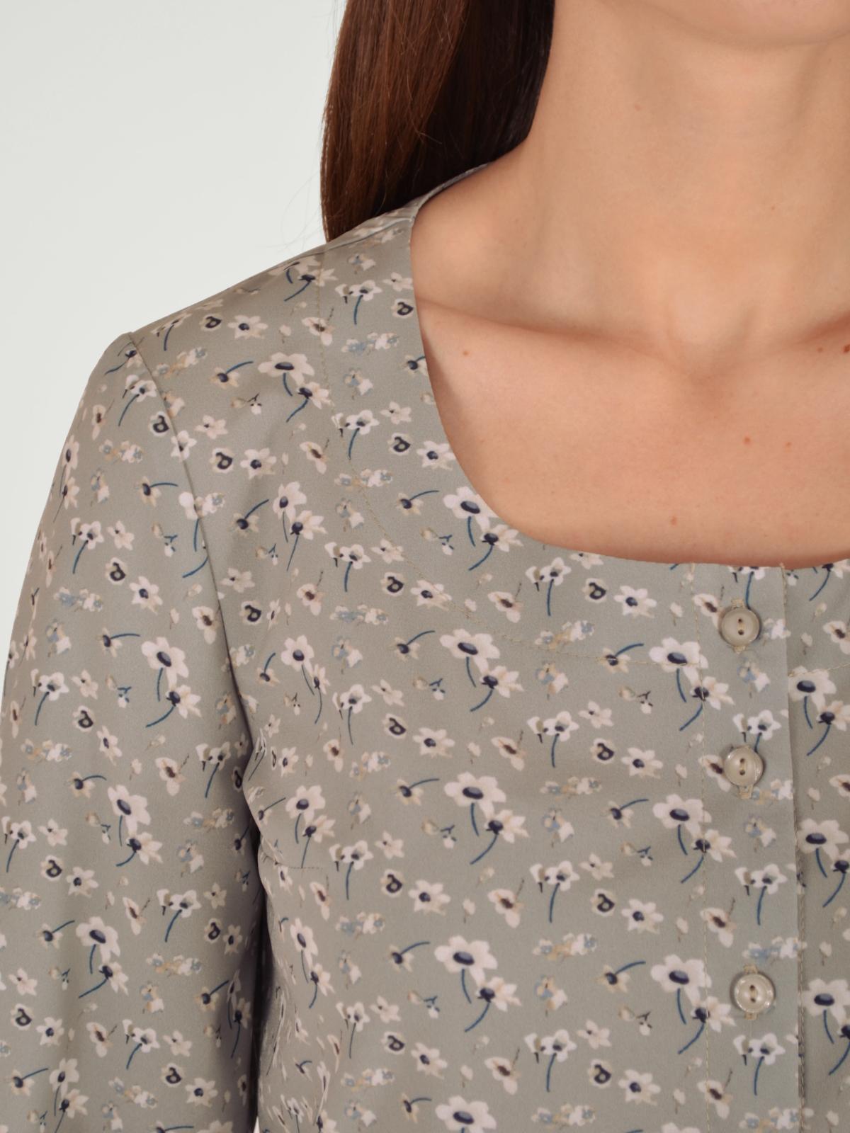 Блузка женская текстильная от Московская Меховая Компания