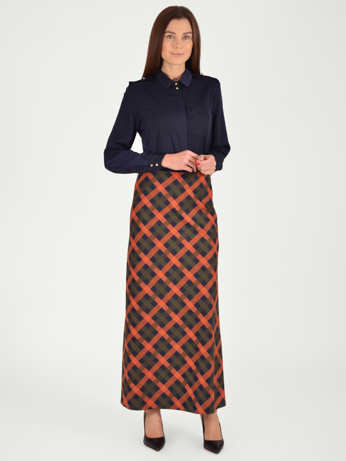 Юбка женская текстильная