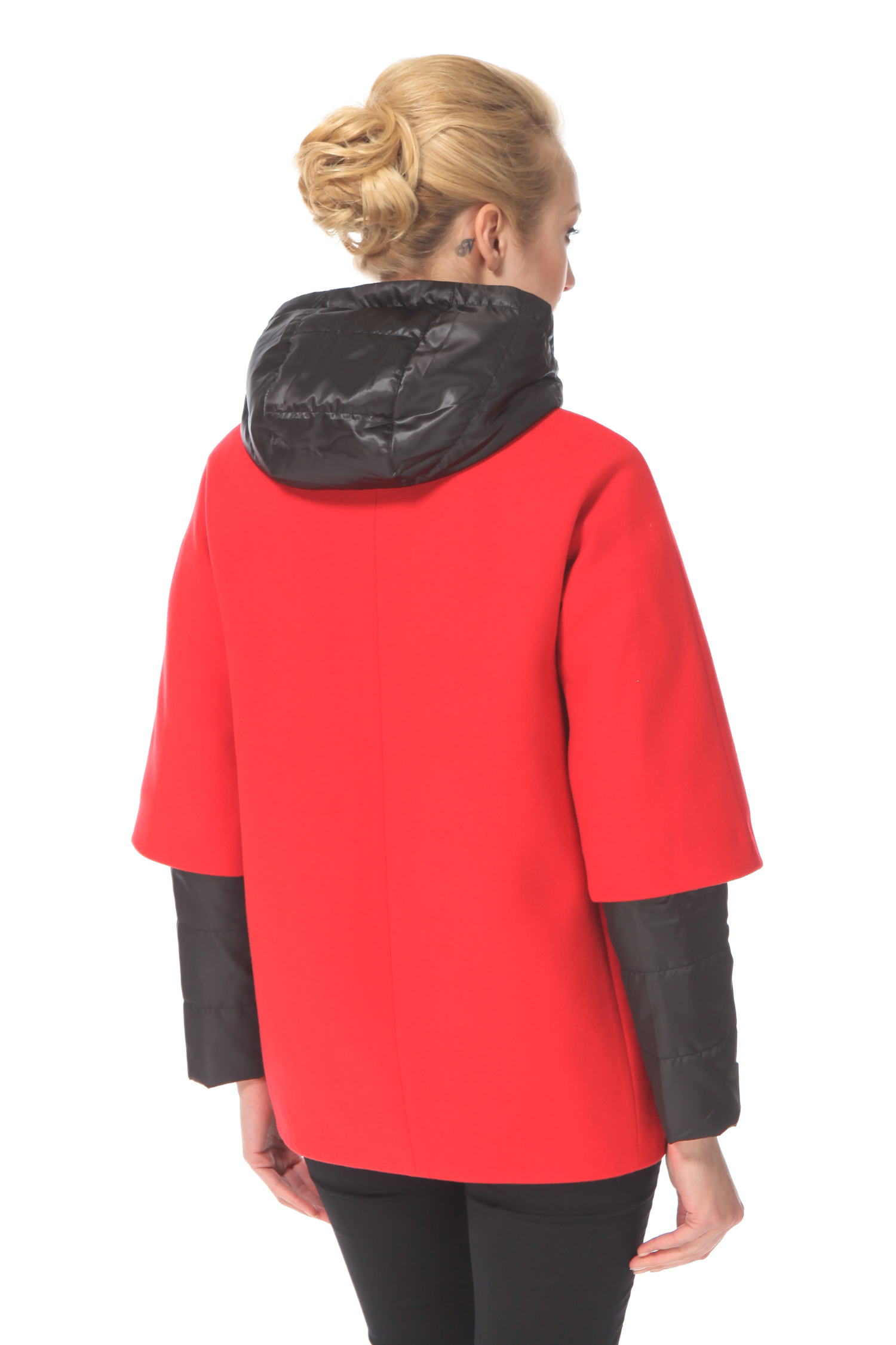 Куртка женская из текстиля, без отделки от Московская Меховая Компания