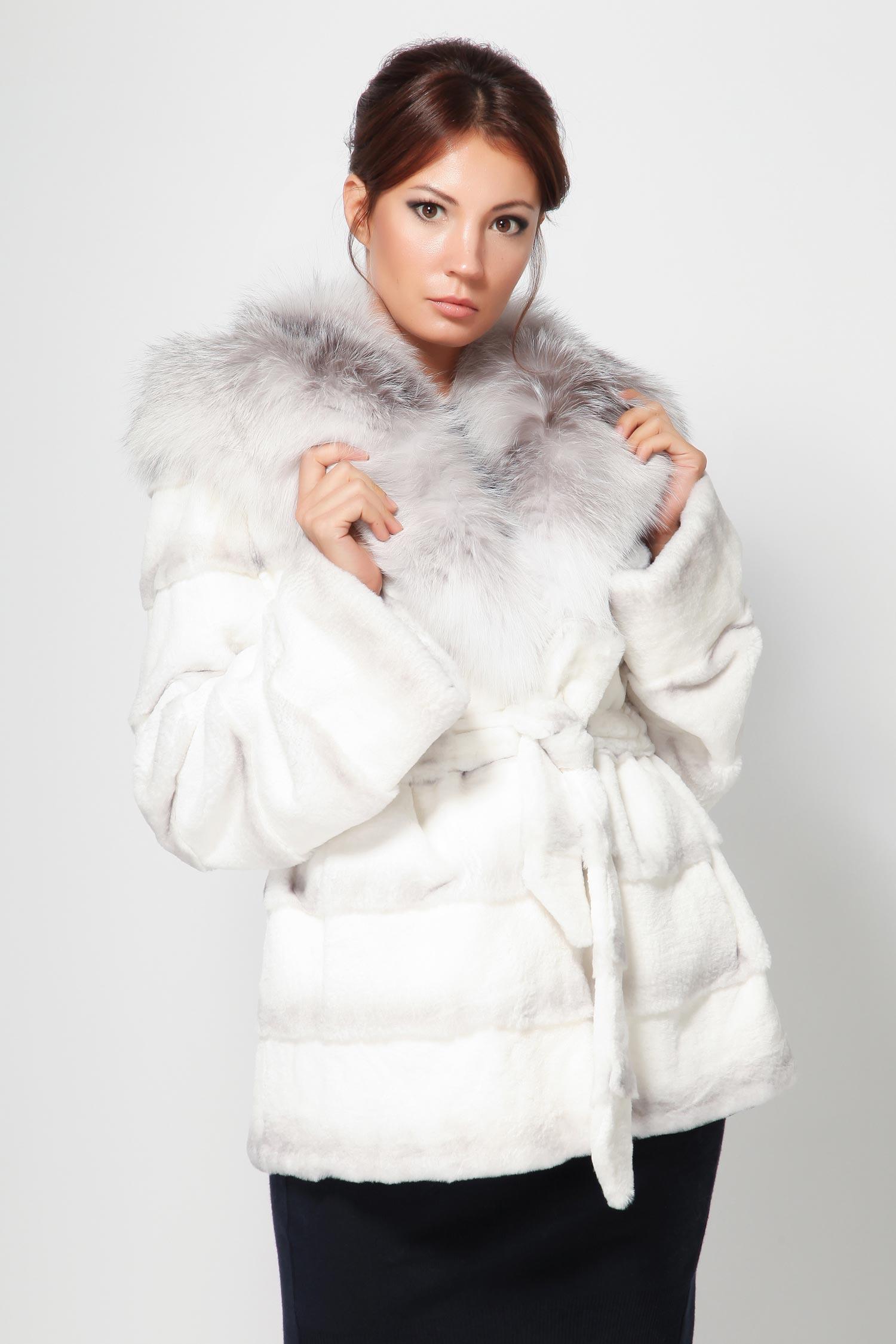 Куртка из кролика 1