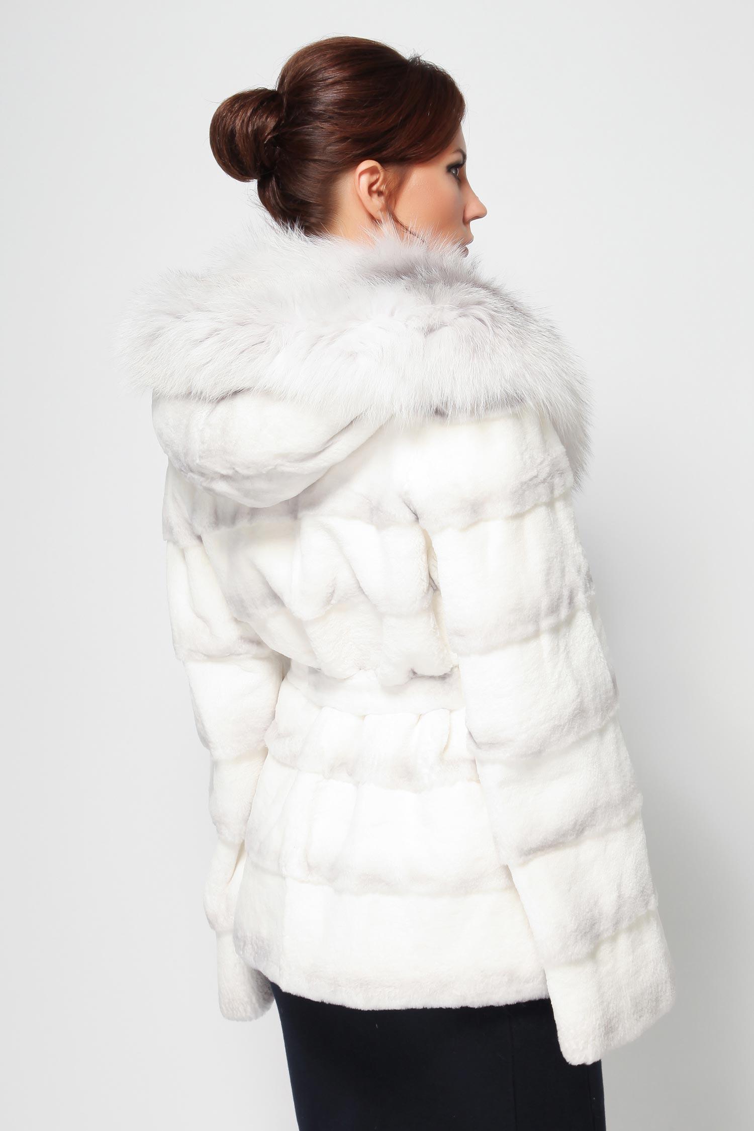 Куртка из кролика 4