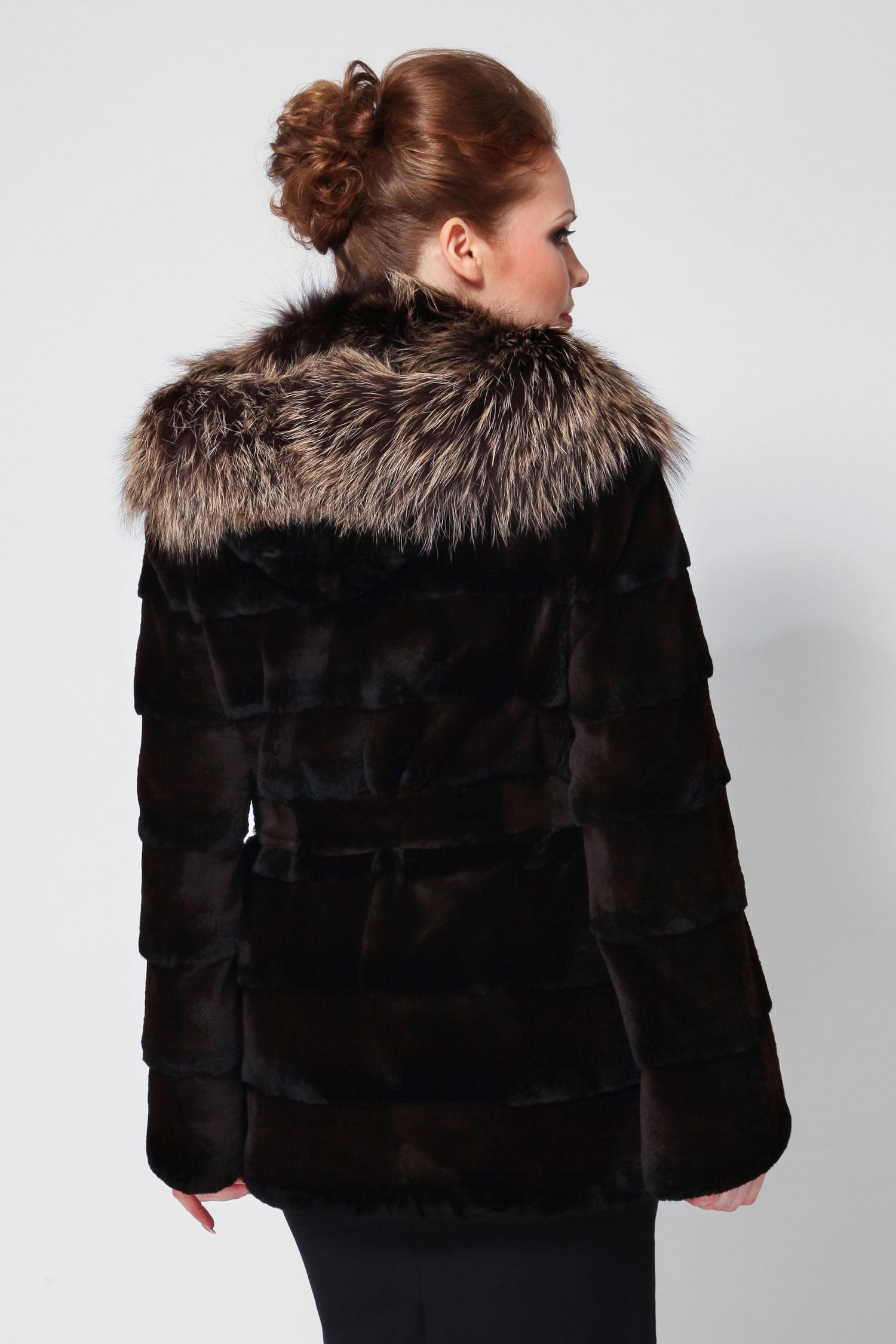 Куртка из кролика 10