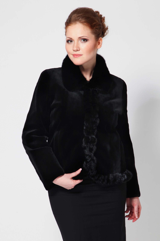 Куртки женские из норки