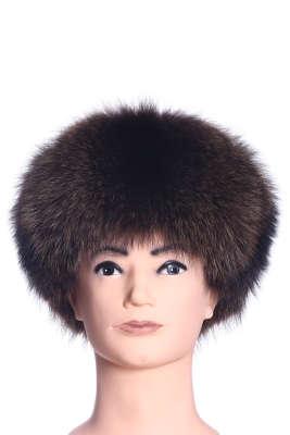 Шапка мужская из енота, отделка кожаМужская шапка-ушанка из меха енота и натуральной кожи. Полная.<br><br>Материал: Мех натуральный<br>Цвет: Коричневый<br>Вид застежки: Кожа<br>Пол: Мужской