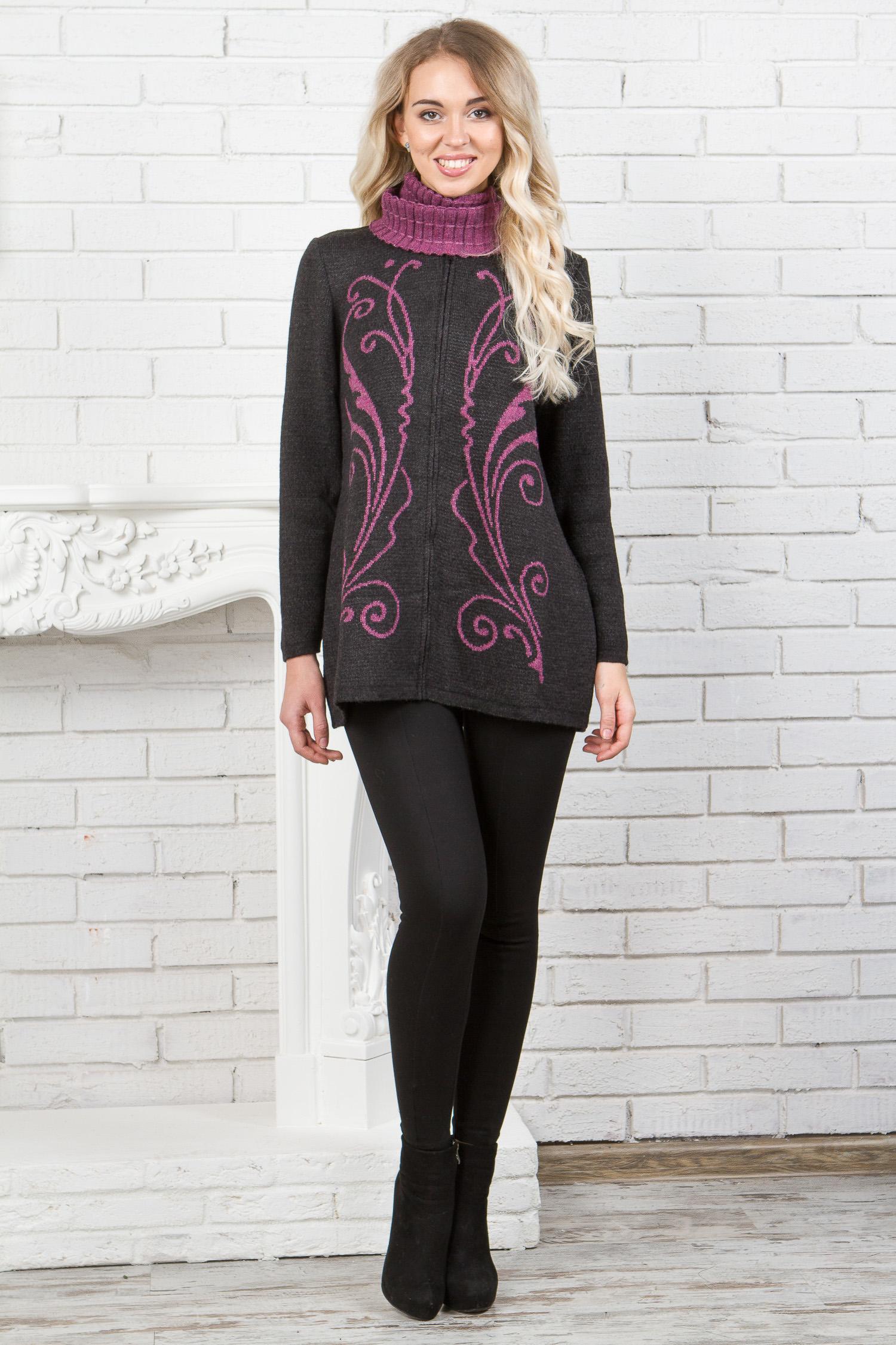 Куртка женская из текстиля