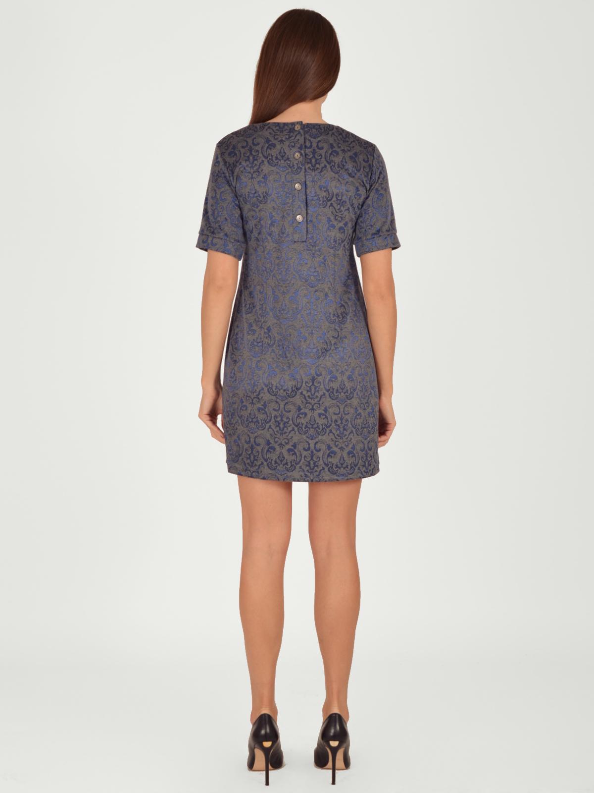Платье женское трикотажное от Московская Меховая Компания