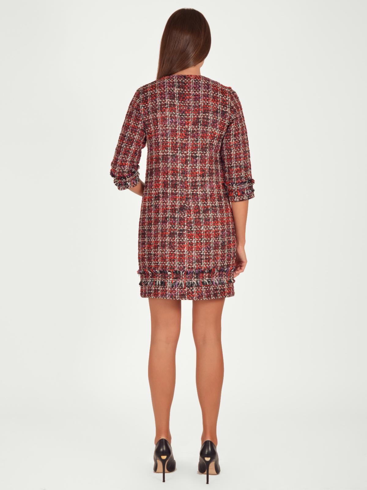 Платье женское текстильное от Московская Меховая Компания