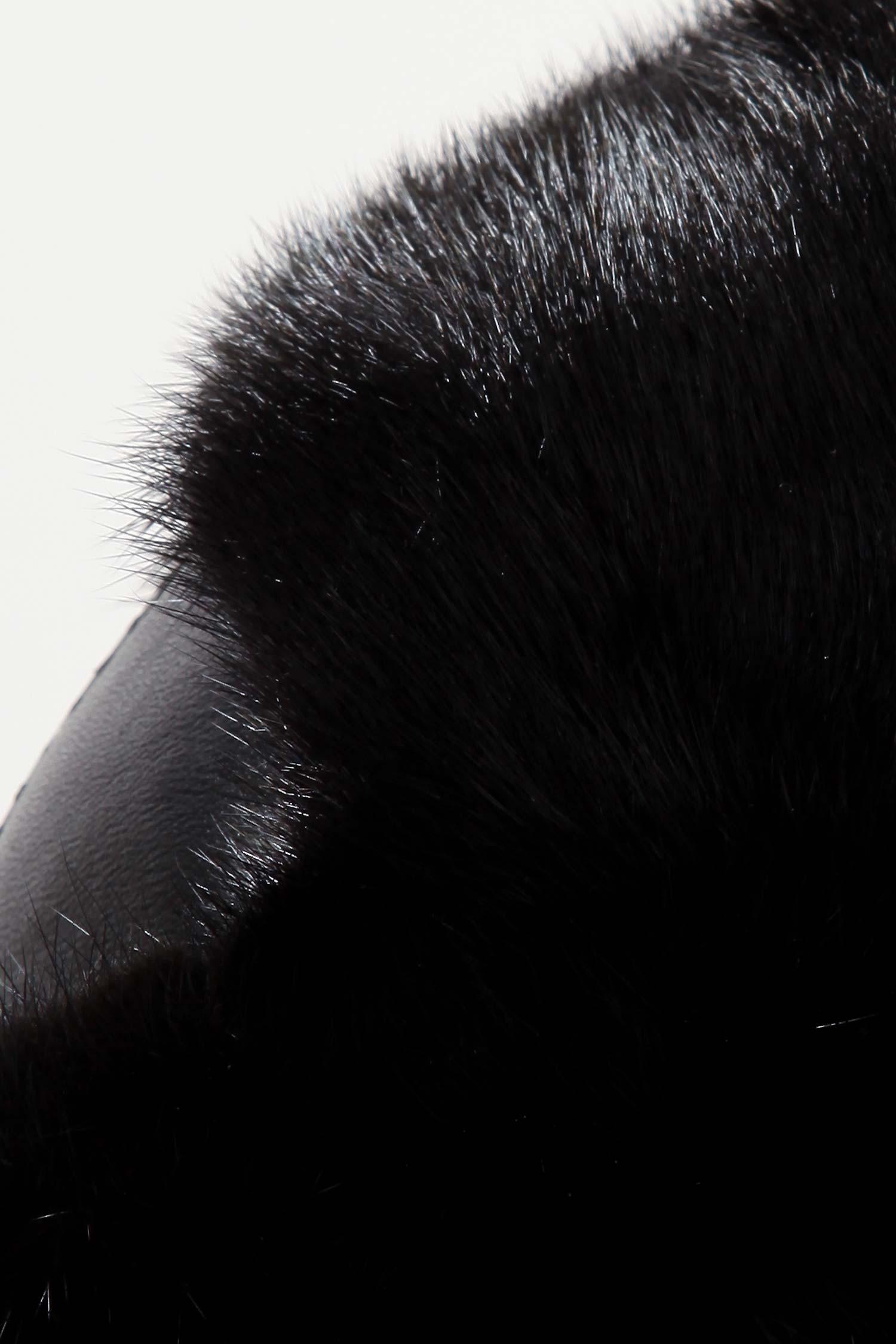 Шапка мужская из норки от Московская Меховая Компания