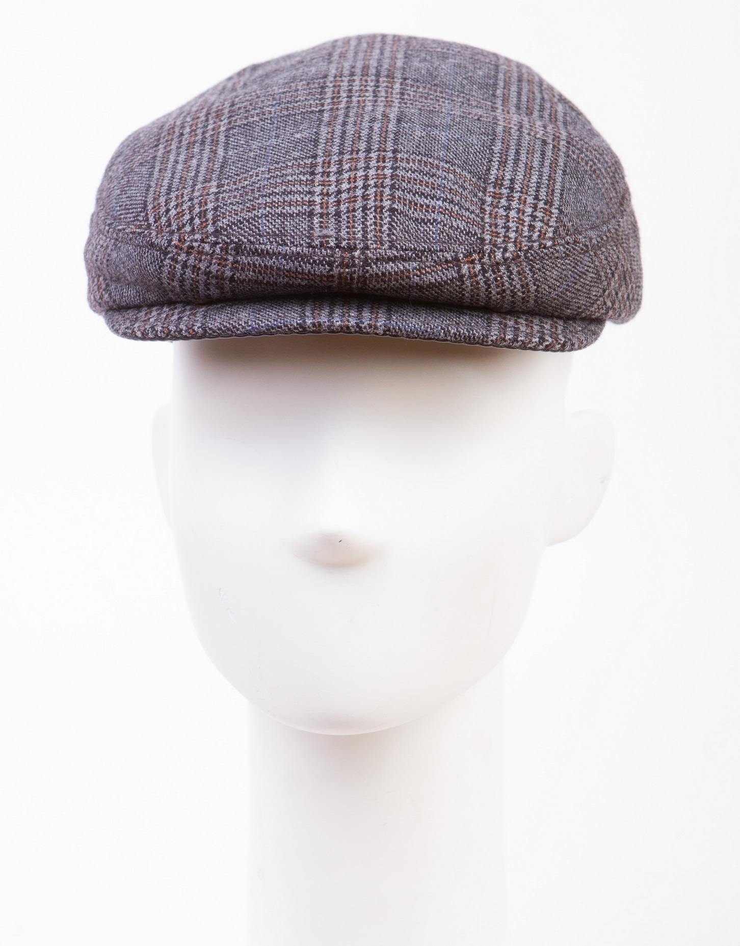 Кепка мужская из текстиля, без отделки Московская Меховая Компания